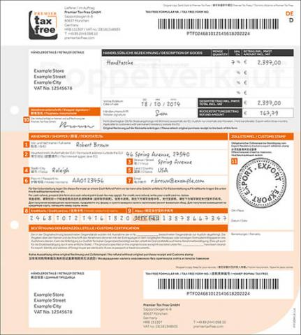 How to get a VAT Tax Refund in Spain